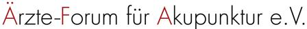 MItglied im Ärzte-Forum für Akupunktur e.V.
